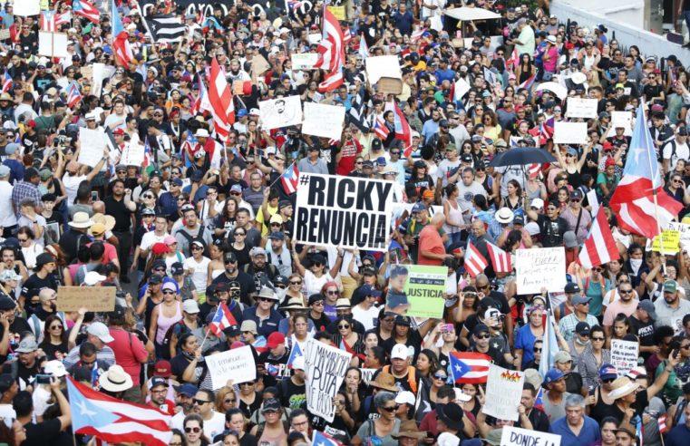 Puerto Rico: Una crisis de corrupción, deuda, austeridad y colonialismo fuerα de control