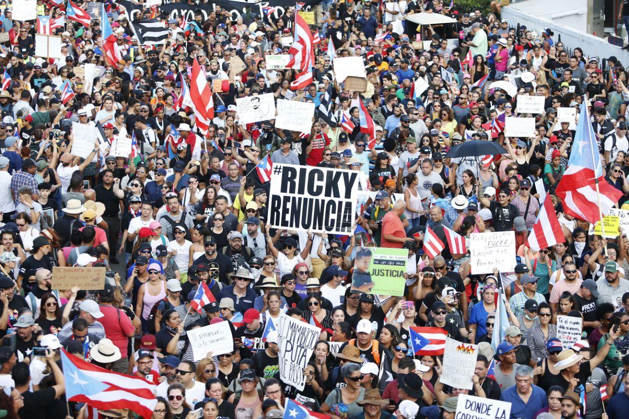 Puerto Rico Después de #RickyRenuncia… quedan viejos problemas