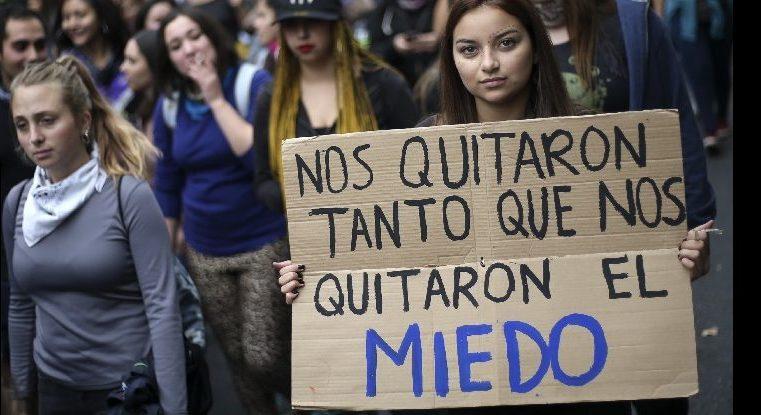 México, ¡Feminismo socialista contra la violencia machista!