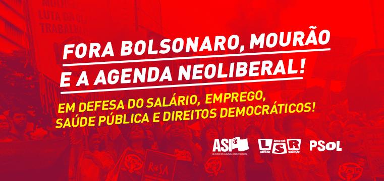 Brasil: ¡Saquemos al genocida de Bolsonaro!