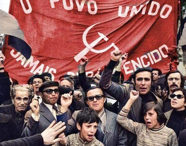 Portugal: ¡25 de abril, fascismo nunca más!
