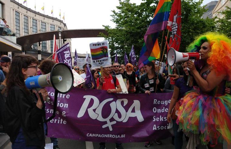 ¡La lucha por el bienestar de las personas LGBTQI+ continúa!