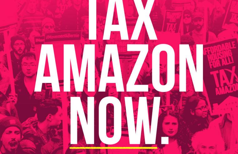 Impuestos a Amazon