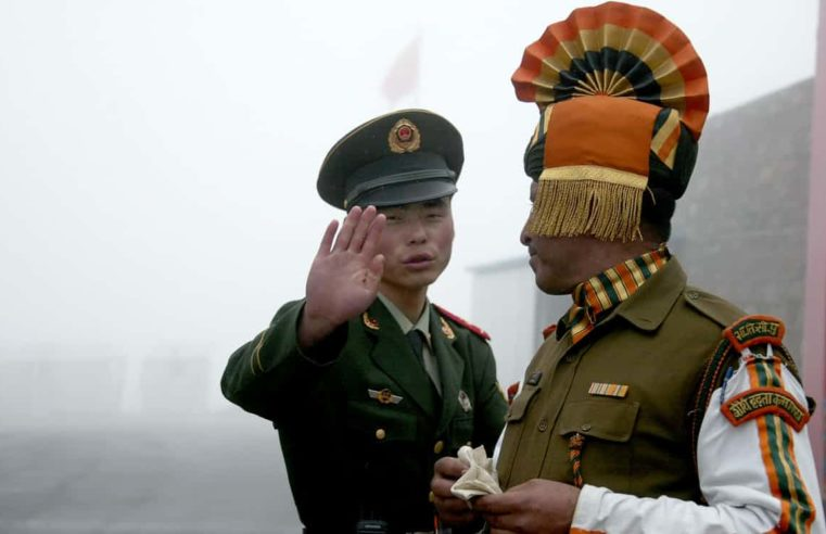 India, China y el conflicto fronterizo