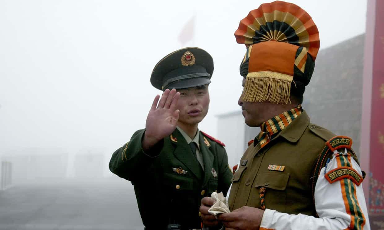 India, China y el conflicto fronterizo