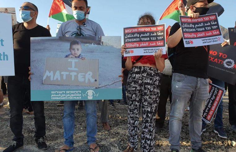 El gobierno de Israel amenaza con la anexión de territorio ocupada de Cisjordania