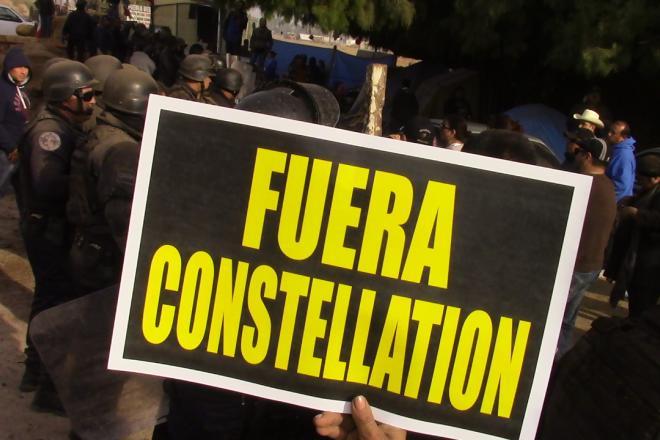 La lucha por el agua en Mexicali continua