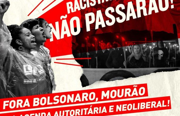 Combatir las tres plagas en Brasil: ¡Bolsonaro, la pandemia y la desigualdad social y racial!