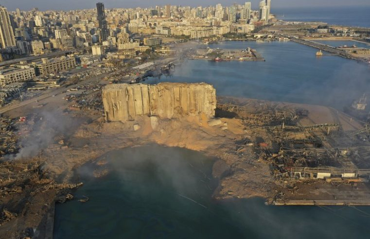 Líbano: Explosión en Beirut
