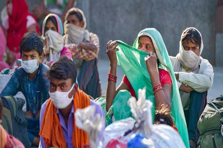 India: Las contradicciones confirman la necesidad de un cambio socialista