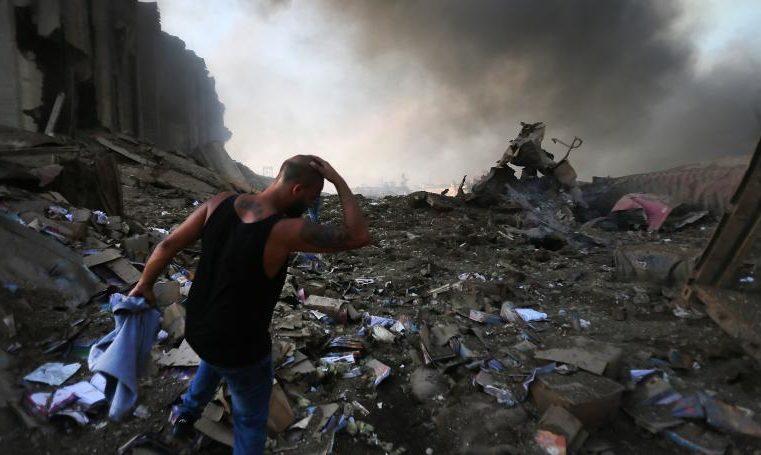 Líbano: La furia masiva por la explosión de Beirut aumenta la crisis política