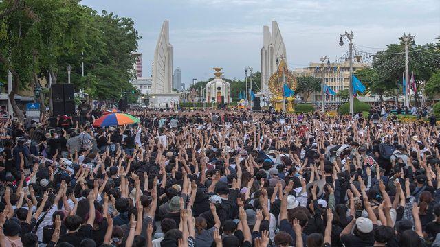 Tailandia: Lecciones de la lucha por la democracia de masas en 2020