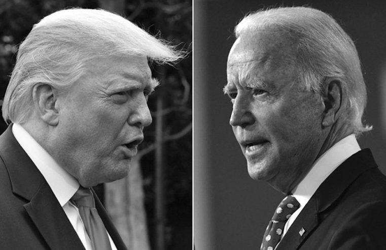 Trump en problemas y Biden en la oscuridad: elecciones presidenciales de 2020