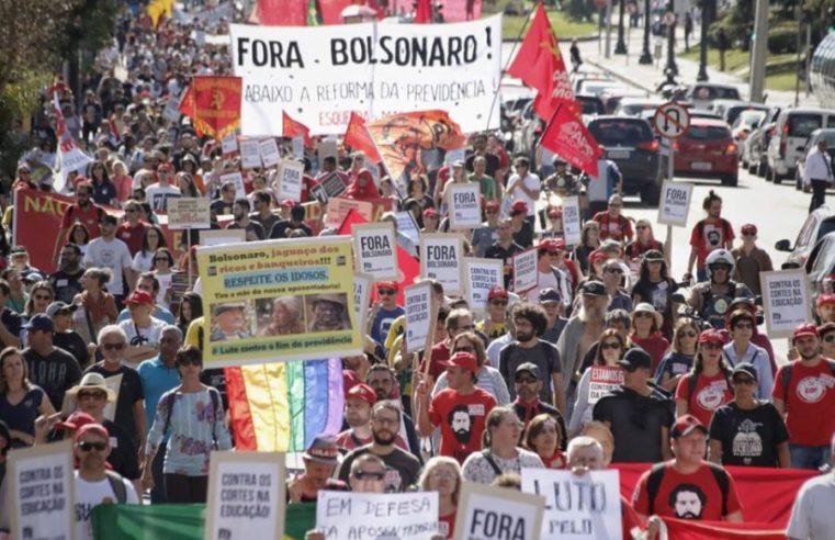 Brasil: la calma en el ojo del huracan