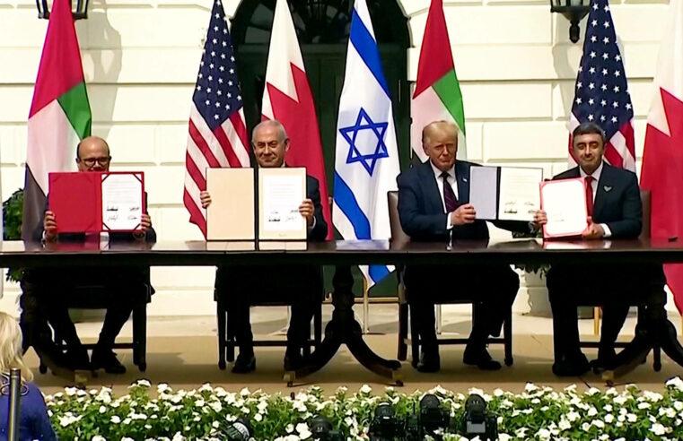 """Oriente Medio: El nuevo acuerdo israelí-árabe sobre la """"paz"""""""