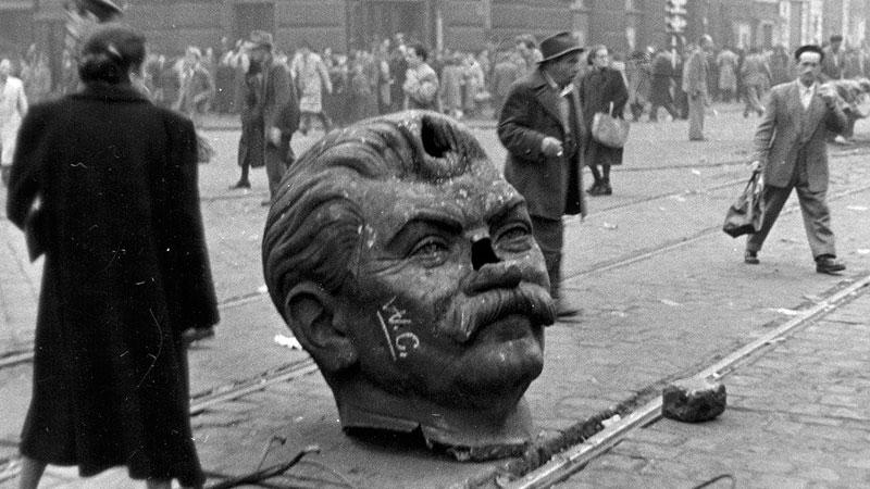 Hungría: la revolución de 1956