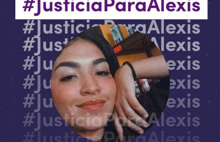 ¡No nos callarán! Justicia para Alexis.