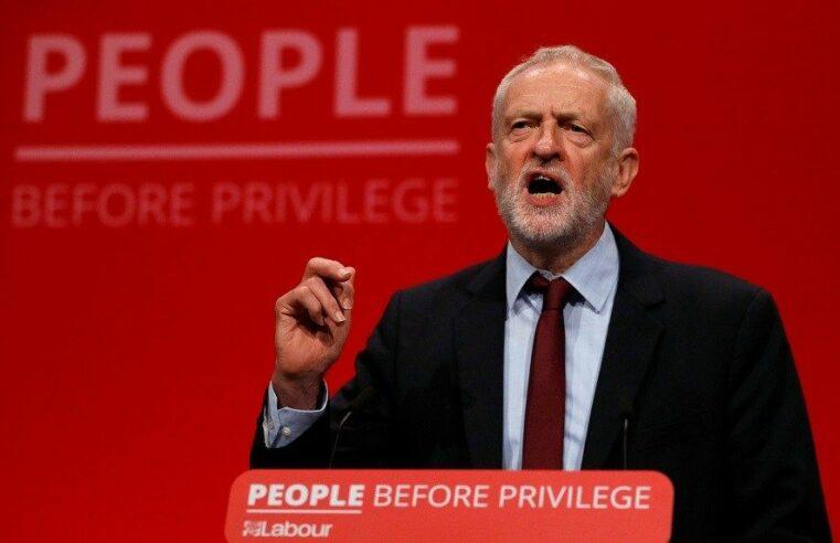 Gran Bretaña: Jeremy Corbyn suspendido del Partido Laborista