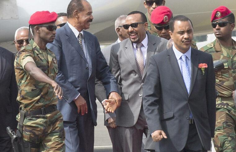 Etiopía se sumerge en la guerra