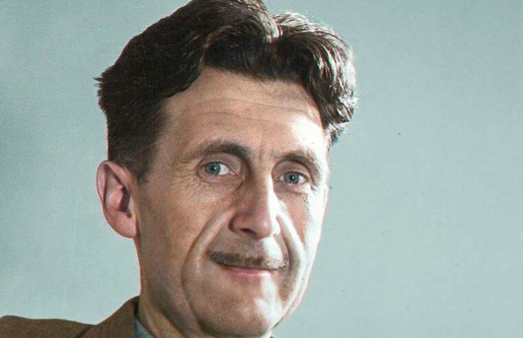 70 años de la muerte de George Orwell
