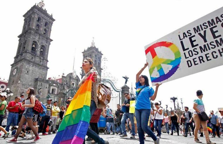 Legalización del matrimonio homosexual en Puebla