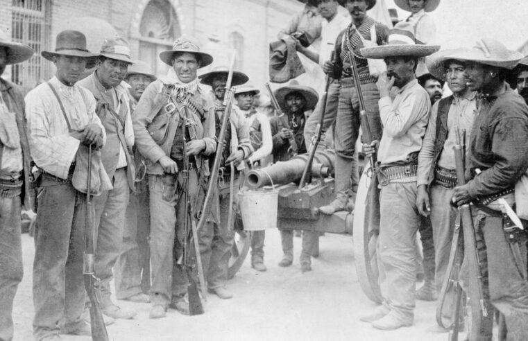 La revolución mexicana, una revolución descarrilada. Primer Parte.
