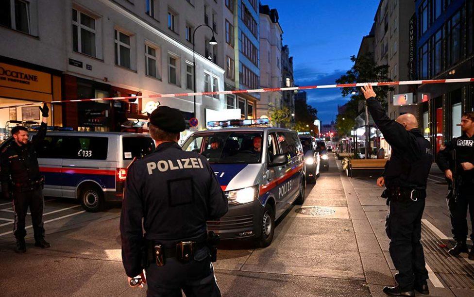 Ataque terrorista en Viena