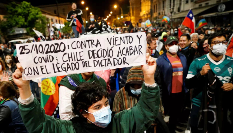 Chile: Hasta que la dignidad se haga costumbre