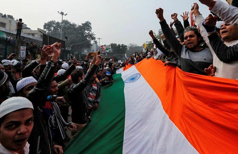 India: Protestas masivas pone al gobierno de Modi bajo fuego