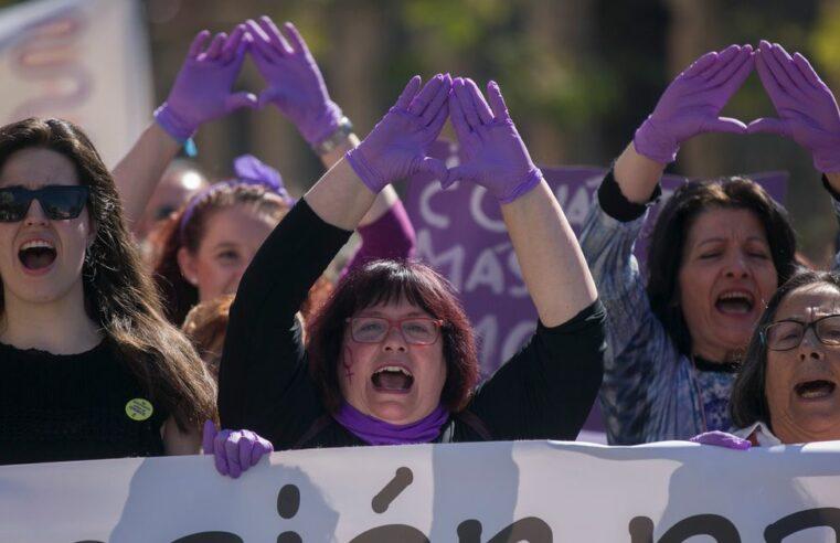 Australia es parte de un aumento global de la violencia de género