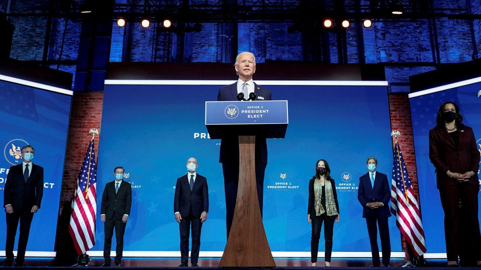 Política exterior de Biden: ¿Regreso al imperialismo normal?