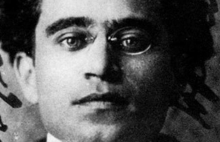 Aniversario de un revolucionario: 130 años del nacimiento de Antonio Gramsci