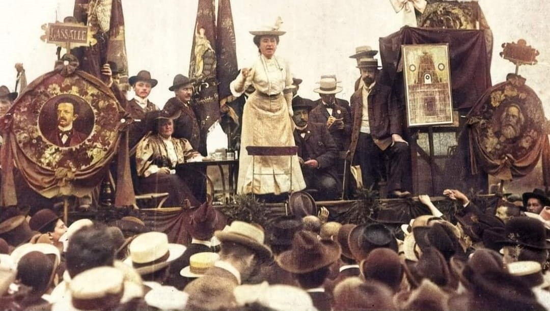 Las ideas revolucionarias de Rosa Luxemburgo