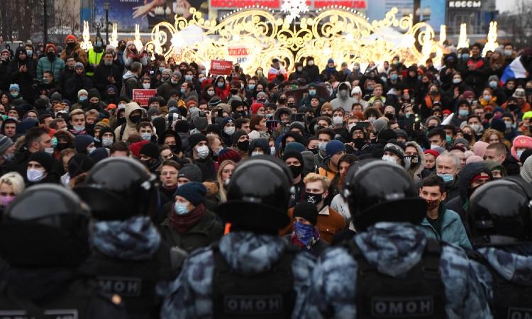 Rusia: ¡Abajo el zar! ¡Por un nuevo 1917!
