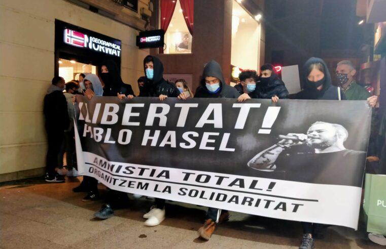 ¡Unamos nuestras voces por la libertad de Pablo Hasél!