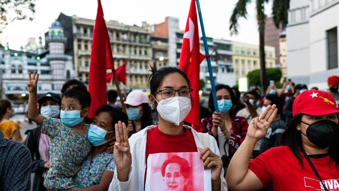 Myanmar: Las protestas masivas después del golpe serán decisivas