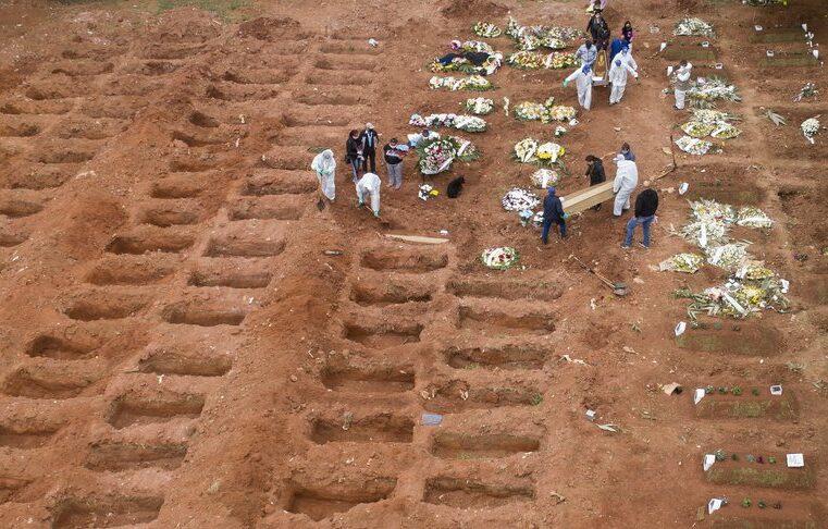 Brasil: la segunda ola de una tragedia anunciada