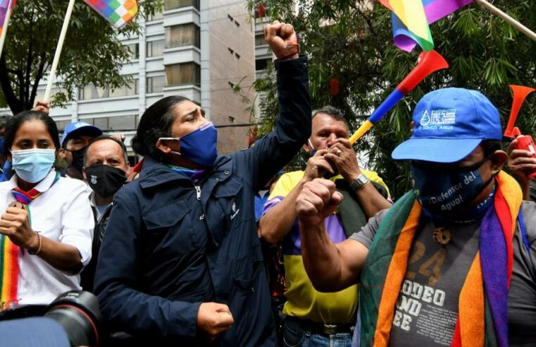 Elecciones en Ecuador: una nueva derrota de la derecha, una oportunidad para la izquierda radical.