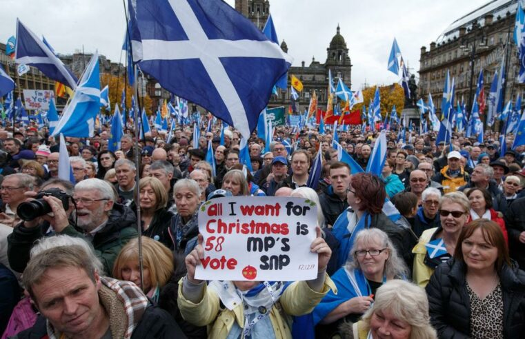 Escocia: ¿Por qué la hoja de ruta del SNP hacia la independencia no es suficiente?