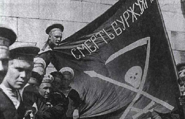 1921: levantamiento de los marineros de Kronstadt