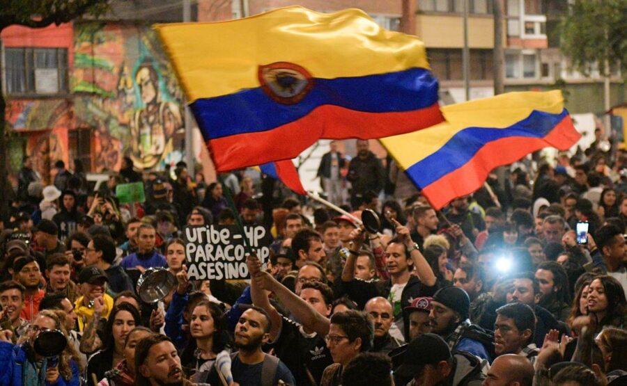 Colombia: huelga general enciende levantamiento masivo