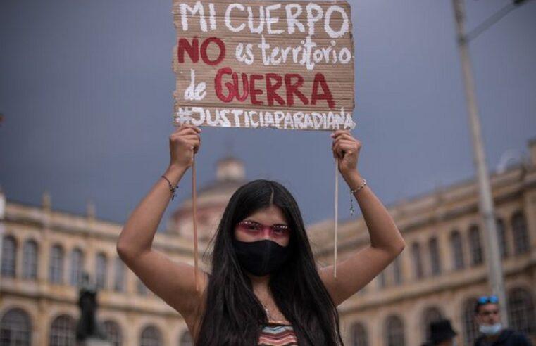 Colombia: la violencia de género dentro del Paro Nacional