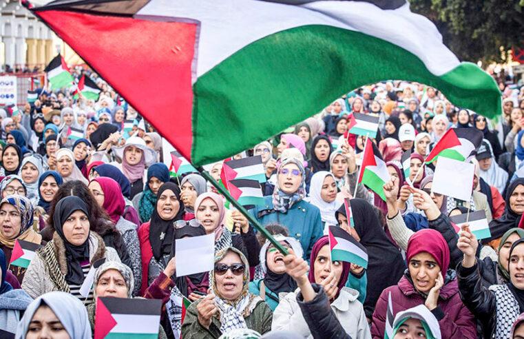 Israel y Palestina: No habrá paz sin resistencia a la ocupación, pobreza y capital