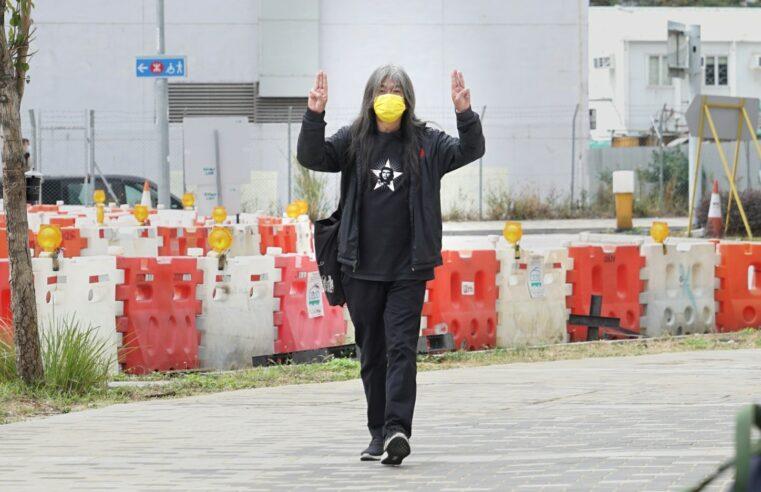 """Juicio de """"subversión"""" de Hong Kong: protestas internacionales el 31 de mayo"""
