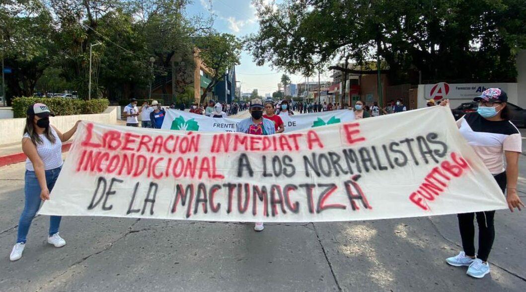 ¡Alto a la represión contra Mactumactzá!