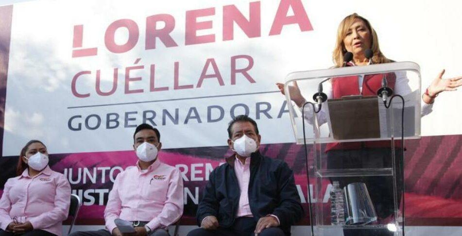 Morena le arrebata Tlaxcala al PRI