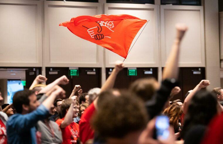 El borrador de la plataforma de la DSA plantea preguntas clave para el movimiento socialista