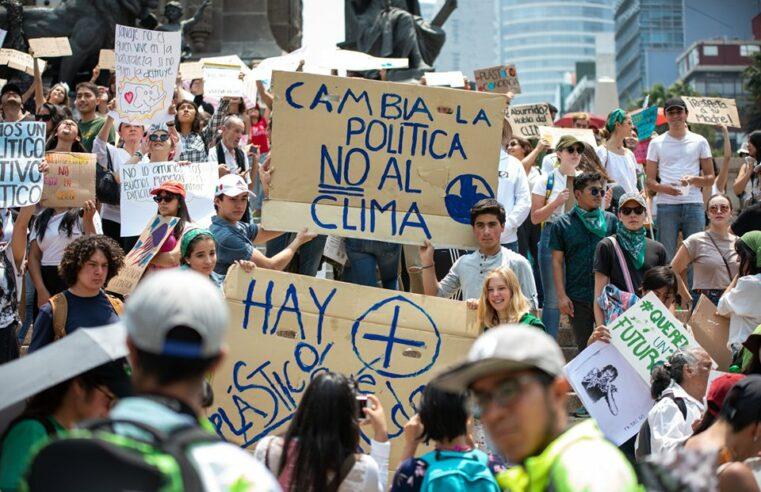 La crisis climática en México, ¡Cambiemos el sistema, no el clima!