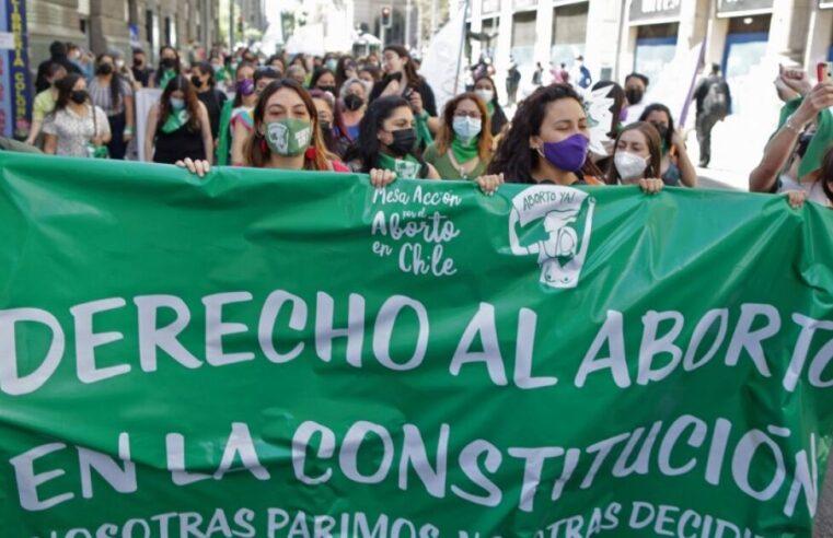 La lucha por el aborto no es un delito
