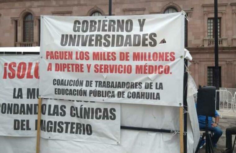 Saltillo: ¡La lucha por la libertad de manifestación!